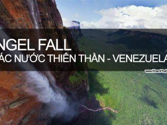 Khám Phá Thác Nước Thiên Thần - Angel Fall