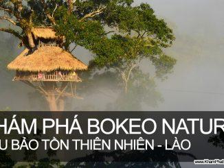 Khám Phá Khu Bảo Tồn Thiên Nhiên Bokeo - Lào