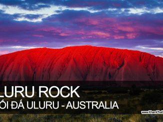 Khám Phá Khối Đá Uluru - Australia | Khám Phá Bốn Phương