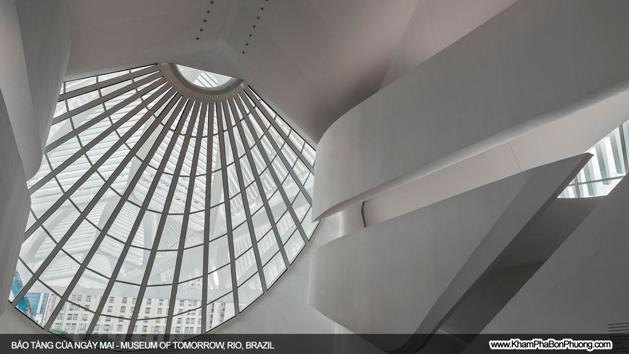 Museum of Tomorrow - Bảo tàng của Ngày mai, Rio, Brazil | Khám Phá Bốn Phương