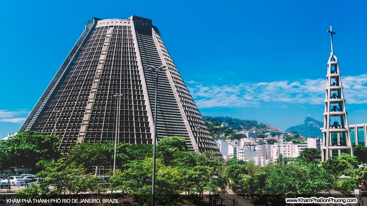 Khám phá 10 điểm đến tại Rio De Janeiro, Brazil | Khám Phá Bốn Phương