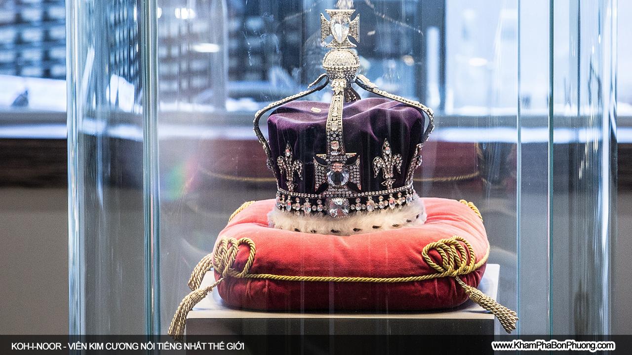 Tìm hiểu Koh-I-Noor, viên kim cương nổi tiếng nhất thế giới | Khám Phá Bốn Phương