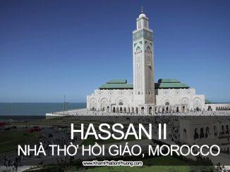 Khám phá nhà thờ Hồi giáo Hassan II cao nhất thế giới, Casablanca, Morocco | Khám Phá Bốn Phương