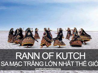 Rann of Kutch, sa mạc trắng lớn nhất thế giới, Ấn Độ | Khám Phá Bốn Phương